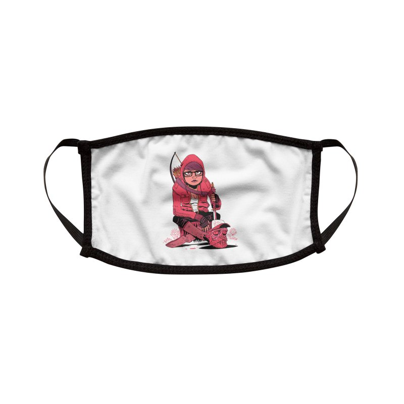 ZOMBIE SURVIVALIST Accessories Face Mask by Threadless Artist Shop