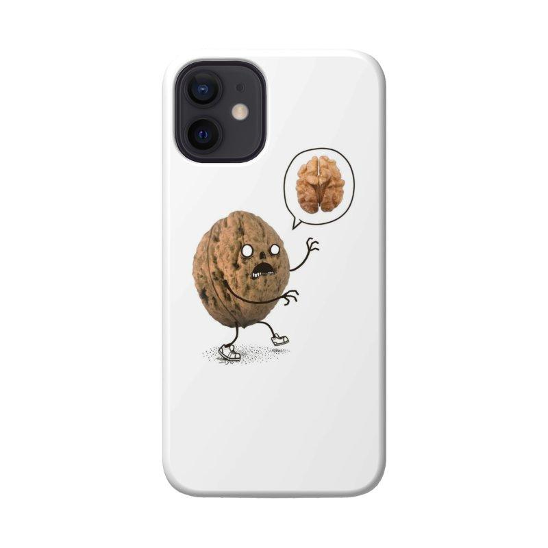 Zombie Walnut Accessories Phone Case by Threadless Artist Shop