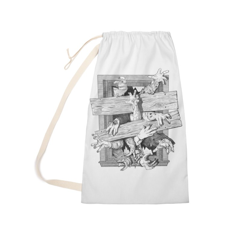 Zombies Accessories Bag by Threadless Artist Shop
