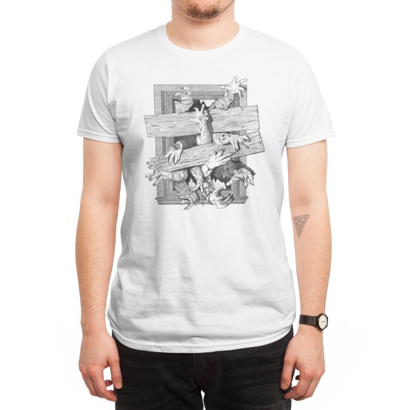 Zombies Men's T-Shirt by Threadless Artist Shop