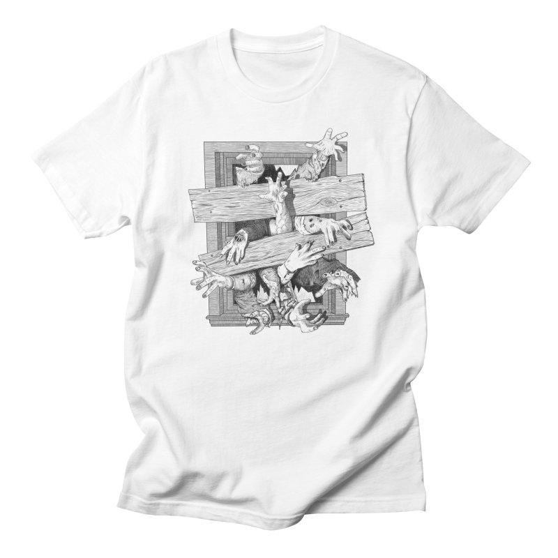 Zombies Women's T-Shirt by Threadless Artist Shop