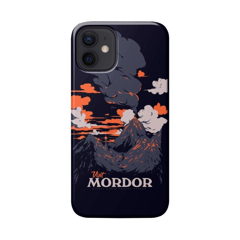 Visit Mordor Accessories Phone Case by Threadless Artist Shop