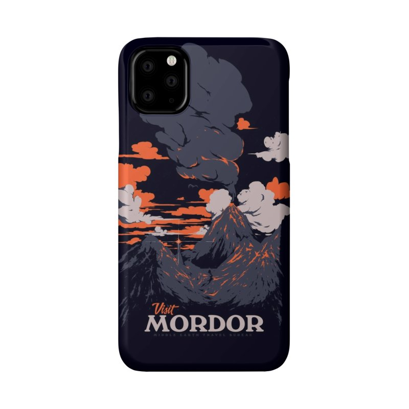 Visit Mordor Accessories Phone Case by Threadless Artist Shop