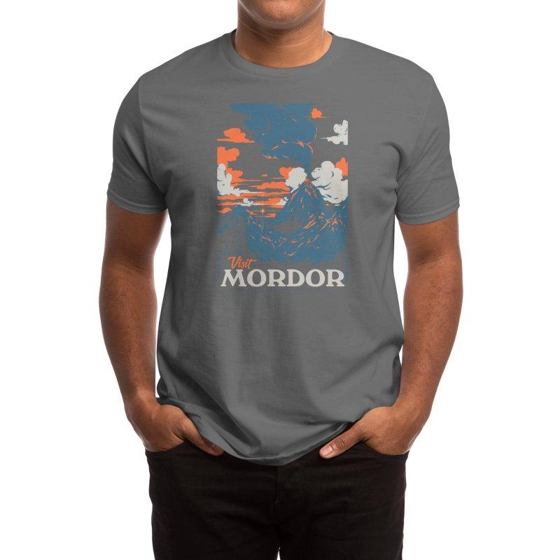 Visit Mordor Men's T-Shirt by Threadless Artist Shop