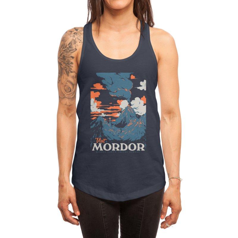 Visit Mordor Women's Tank by Threadless Artist Shop