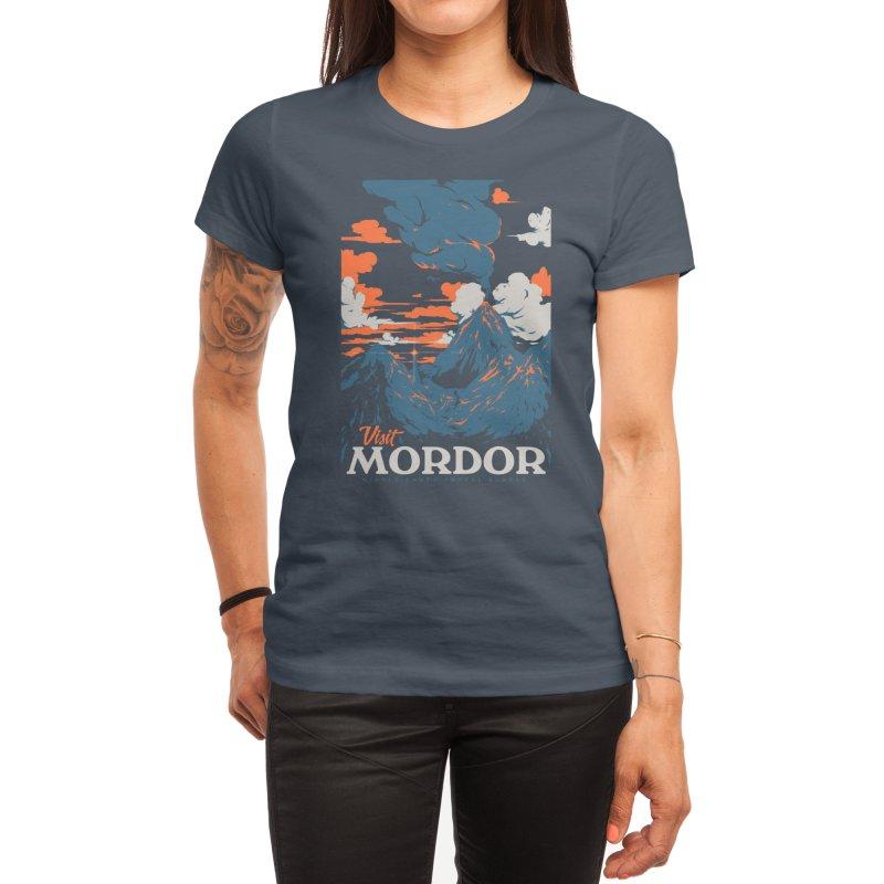 Visit Mordor Women's T-Shirt by Threadless Artist Shop