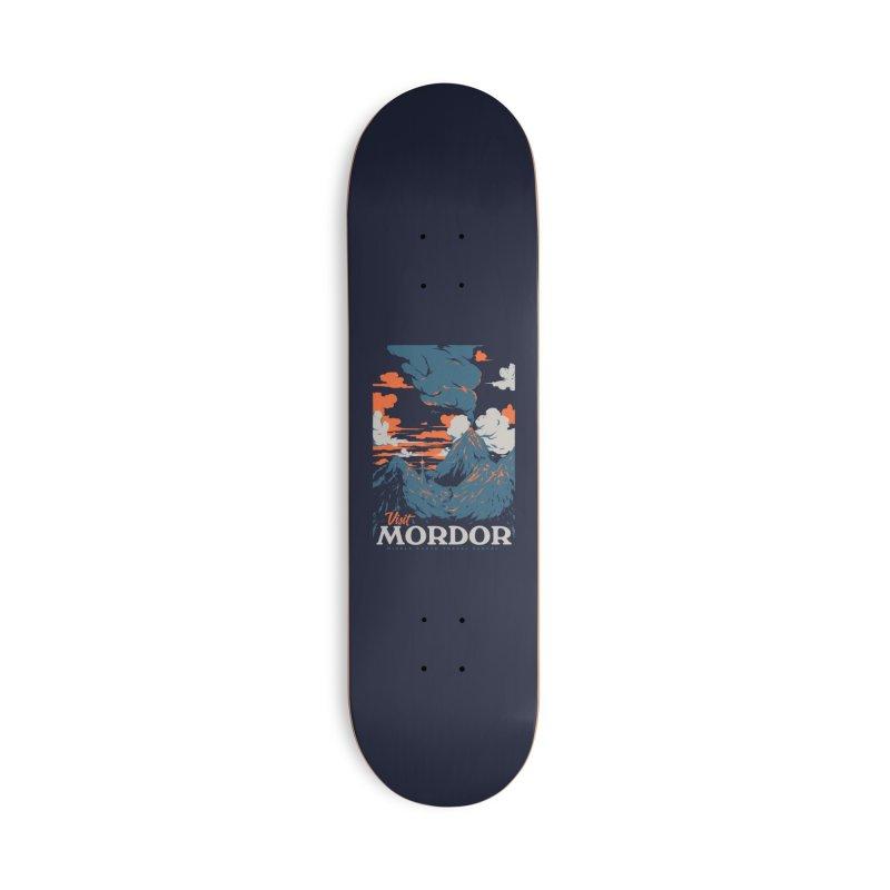 Visit Mordor Accessories Skateboard by Threadless Artist Shop