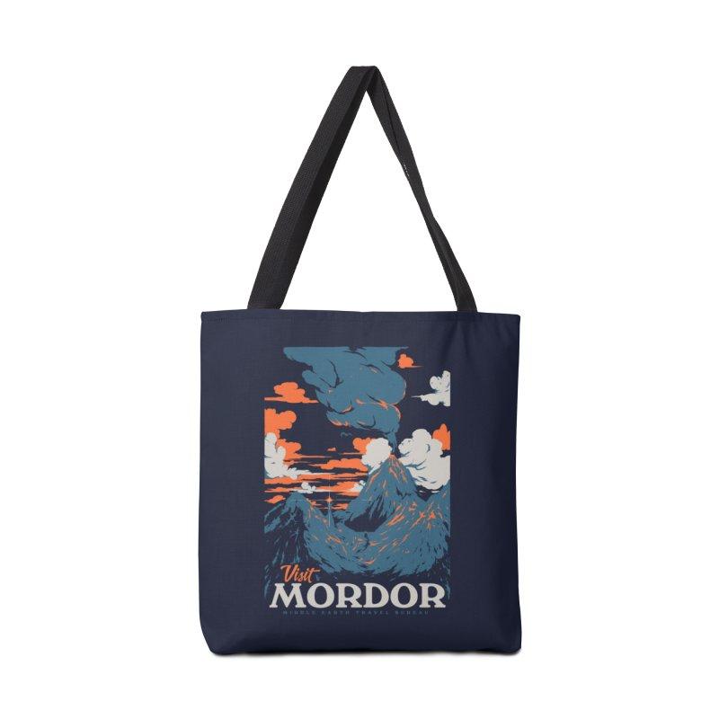 Visit Mordor Accessories Bag by Threadless Artist Shop