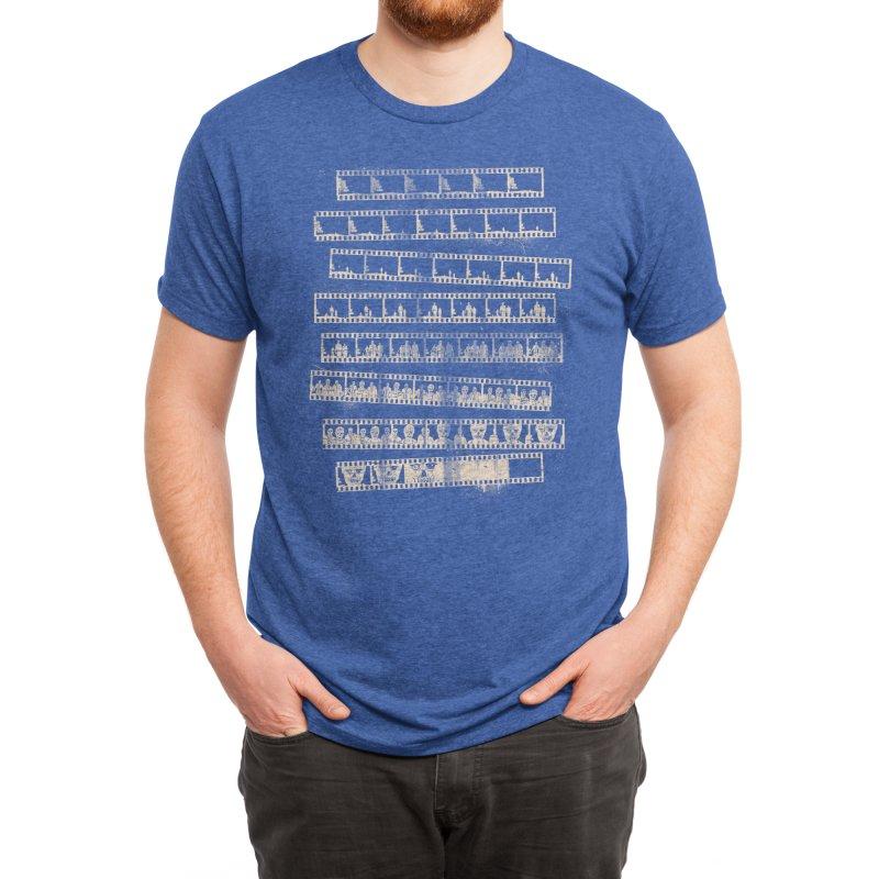 Z Movie Men's T-Shirt by Threadless Artist Shop