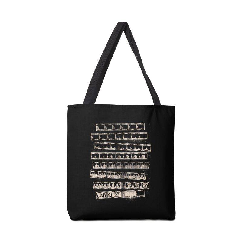 Z Movie Accessories Bag by Threadless Artist Shop