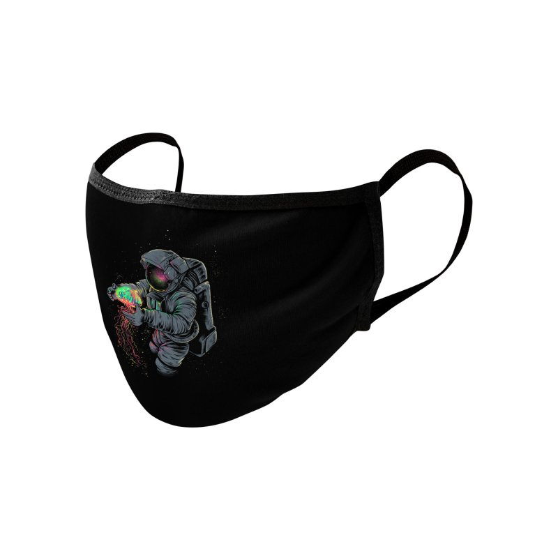 Jellyspace Accessories Face Mask by Threadless Artist Shop