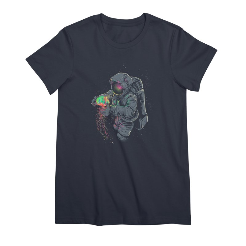 Jellyspace Women's T-Shirt by Threadless Artist Shop