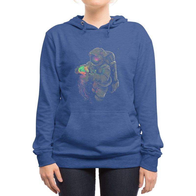 Jellyspace Women's Pullover Hoody by Threadless Artist Shop