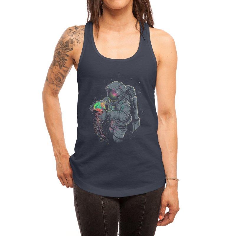 Jellyspace Women's Tank by Threadless Artist Shop