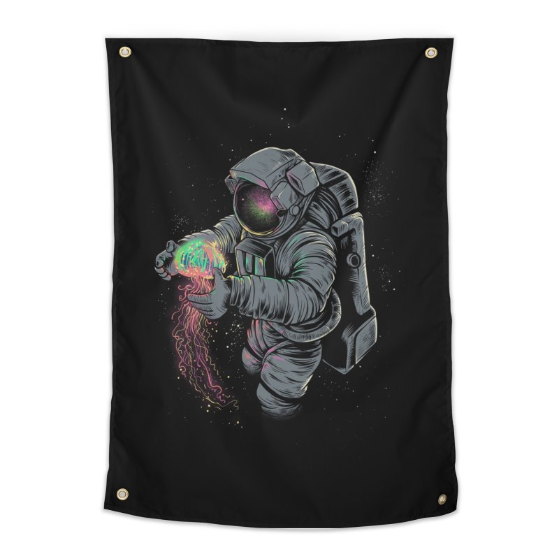 Jellyspace Home Tapestry by Threadless Artist Shop