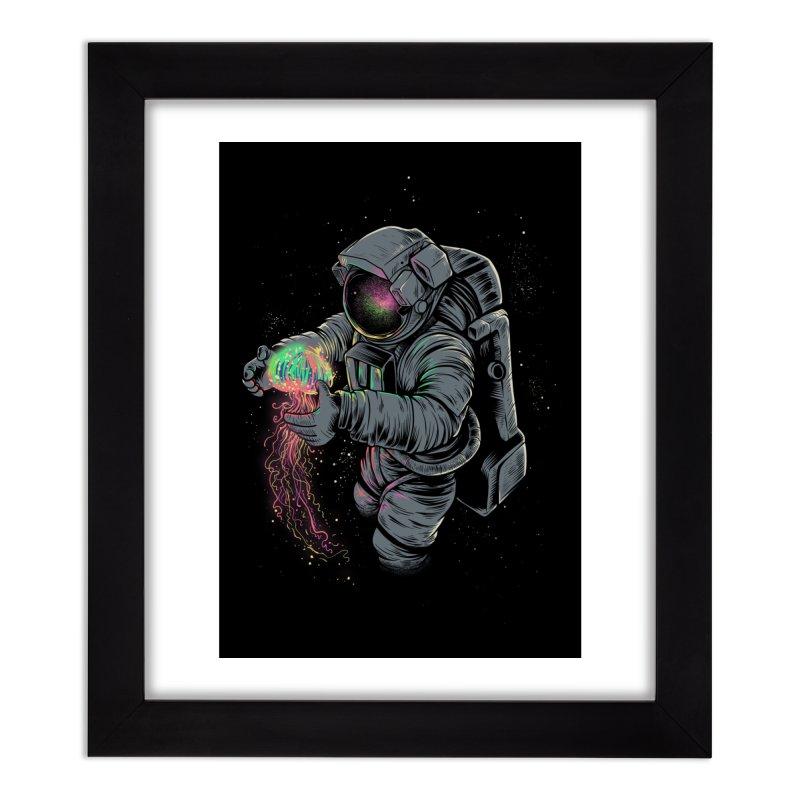 Jellyspace Home Framed Fine Art Print by Threadless Artist Shop