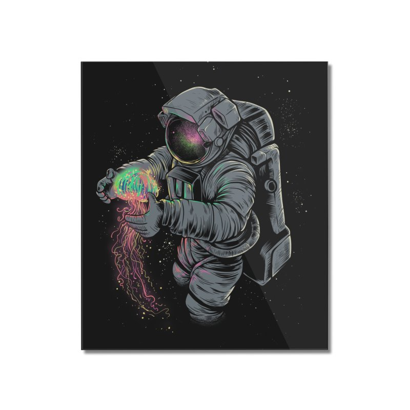 Jellyspace Home Mounted Acrylic Print by Threadless Artist Shop