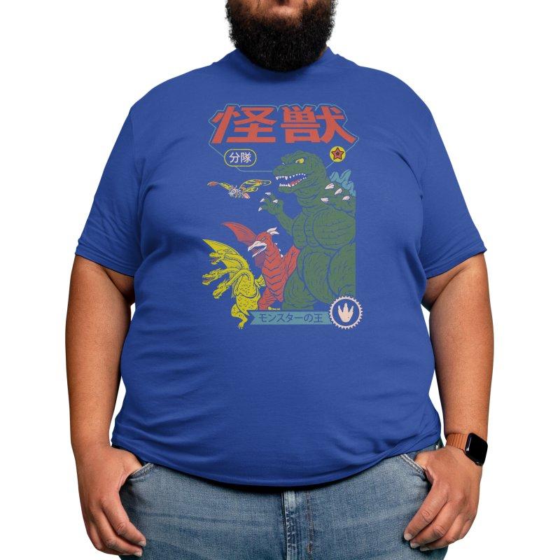 Kaiju Sentai Men's T-Shirt by Threadless Artist Shop