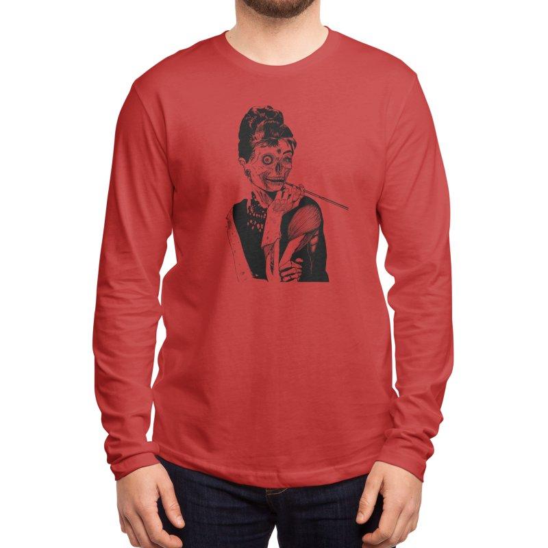 Zombie at Tiffany's Men's Longsleeve T-Shirt by Threadless Artist Shop