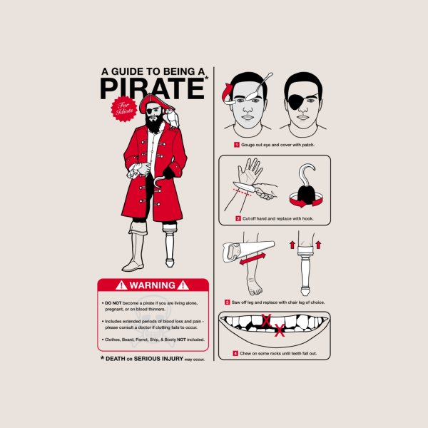 image for A Guide to Being a Pirate