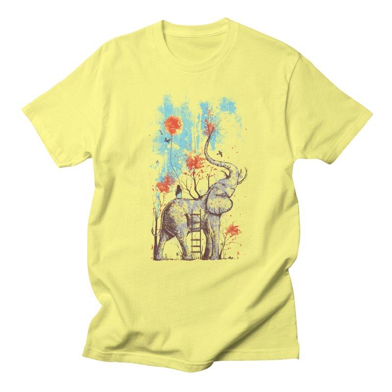 A Happy Place Women's T-Shirt by Threadless Artist Shop