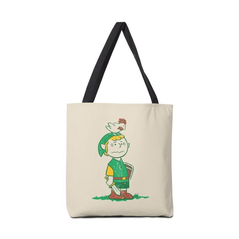 A Hero Named... Accessories Bag by Threadless Artist Shop