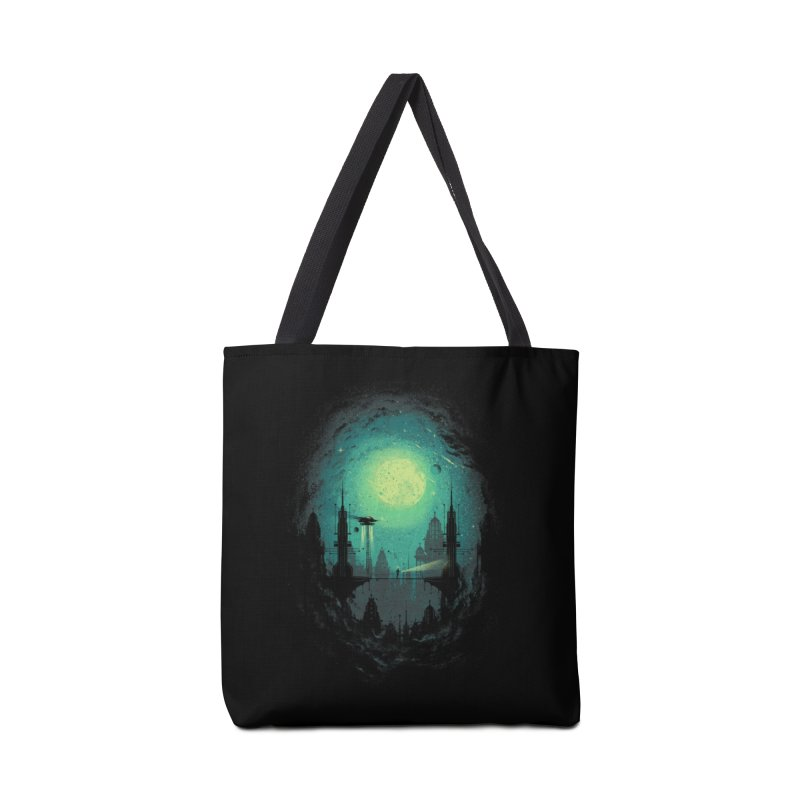 3012 Accessories Bag by Threadless Artist Shop