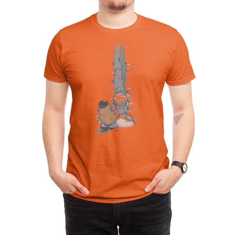 127 Seconds Men's T-Shirt by Threadless Artist Shop