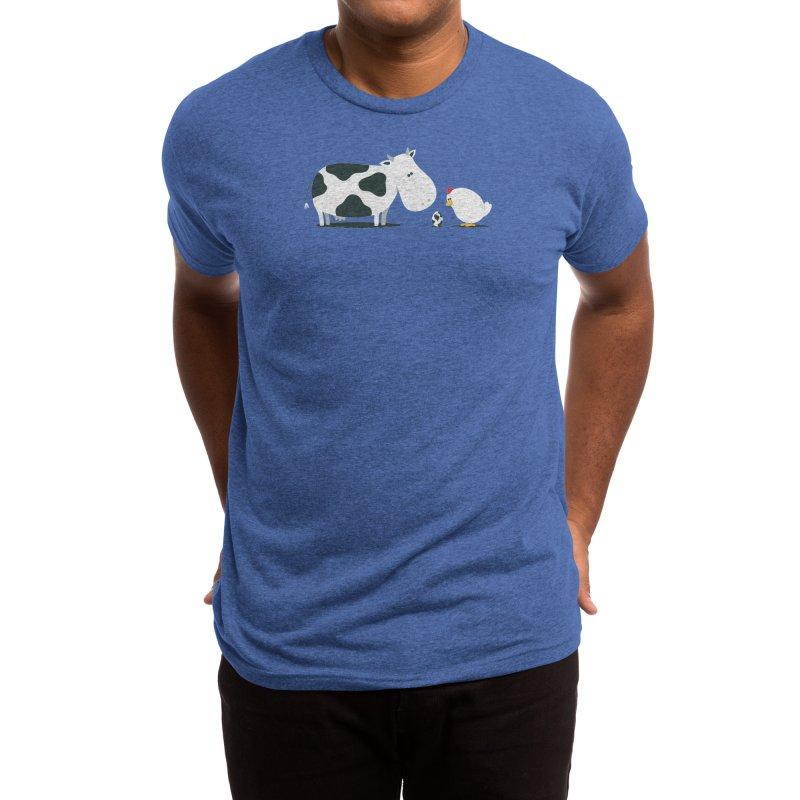 A Birth Day Men's T-Shirt by Threadless Artist Shop