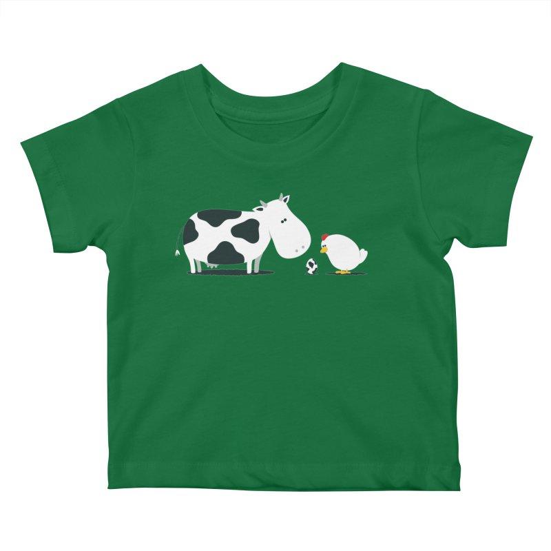A Birth Day Kids Baby T-Shirt by Threadless Artist Shop