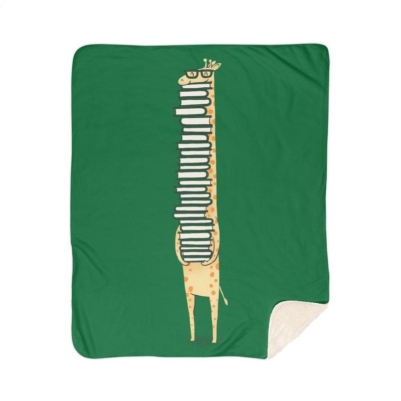 A Book Lover Home Blanket by Threadless Artist Shop