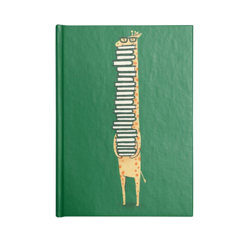 A Book Lover Accessories Notebook by Threadless Artist Shop