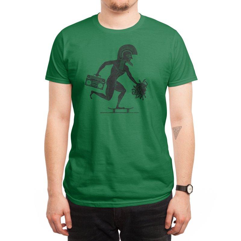 A Hero's Return Men's T-Shirt by Threadless Artist Shop