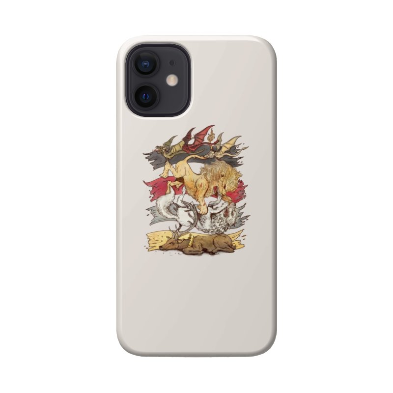 A King in Every Corner Accessories Phone Case by Threadless Artist Shop