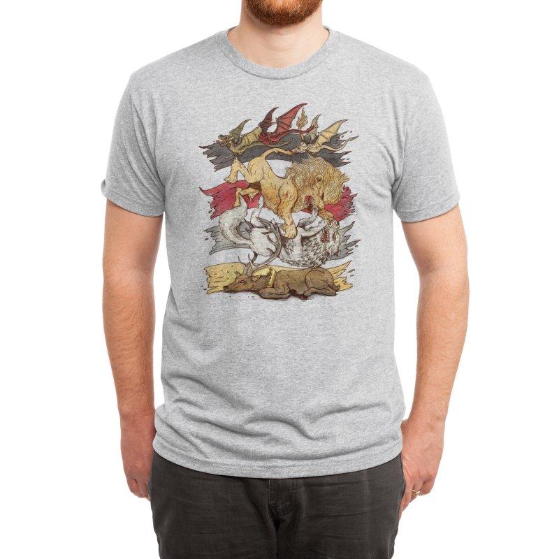 A King in Every Corner Men's T-Shirt by Threadless Artist Shop