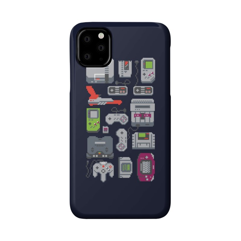 A Pixel of My Childhood Accessories Phone Case by Threadless Artist Shop