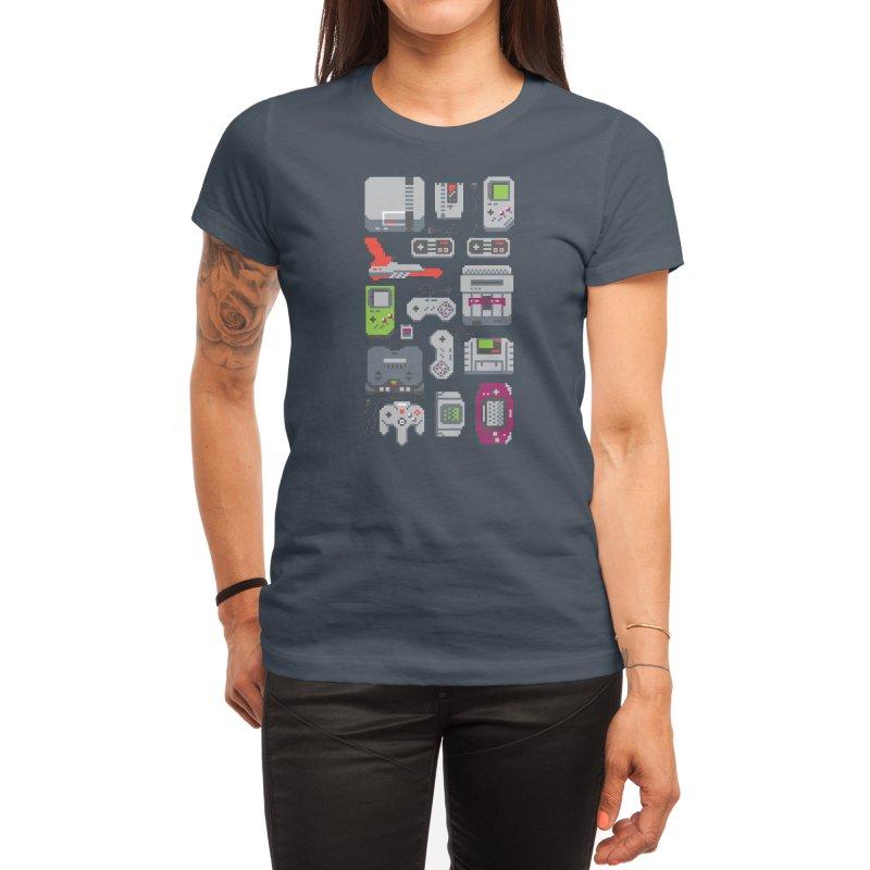 A Pixel of My Childhood Women's T-Shirt by Threadless Artist Shop