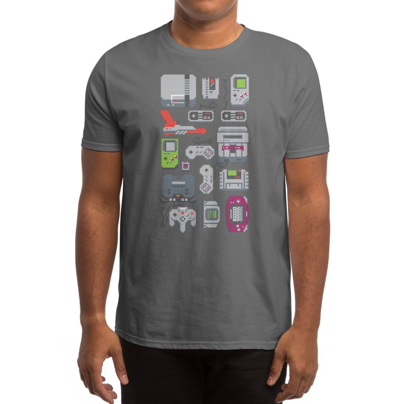 A Pixel of My Childhood Men's T-Shirt by Threadless Artist Shop