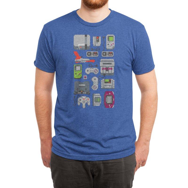 A Pixel of My Childhood Men's T-Shirt by Threadless Artist Shop