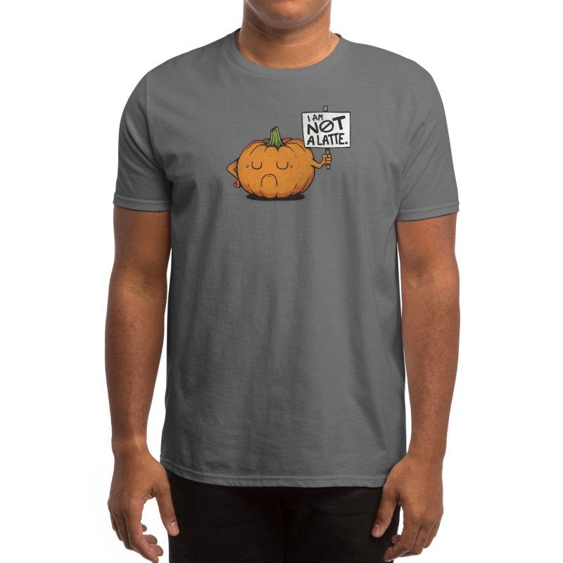 A Pumpkin Protest Men's T-Shirt by Threadless Artist Shop