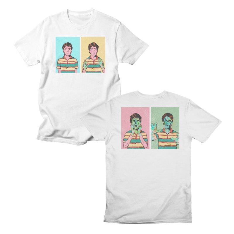 Zombification Men's T-Shirt by Threadless Artist Shop