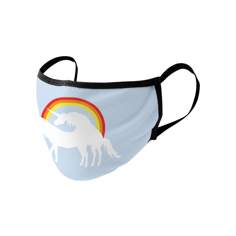 Afternoon Delight Accessories Face Mask by Threadless Artist Shop
