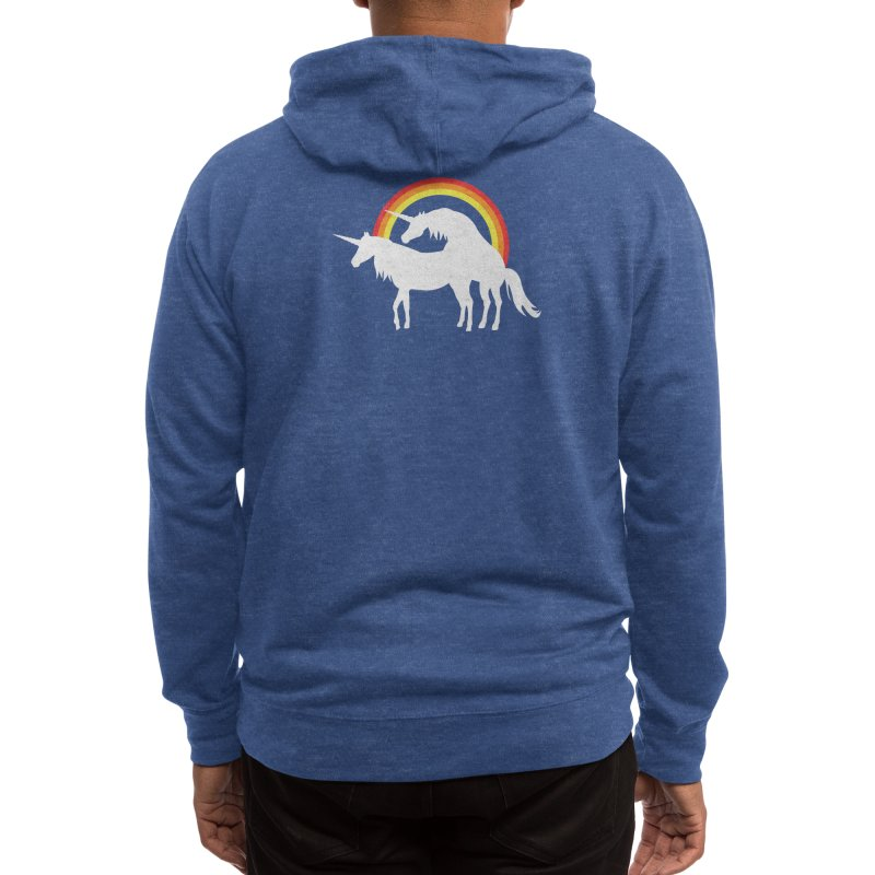 Afternoon Delight Men's Zip-Up Hoody by Threadless Artist Shop