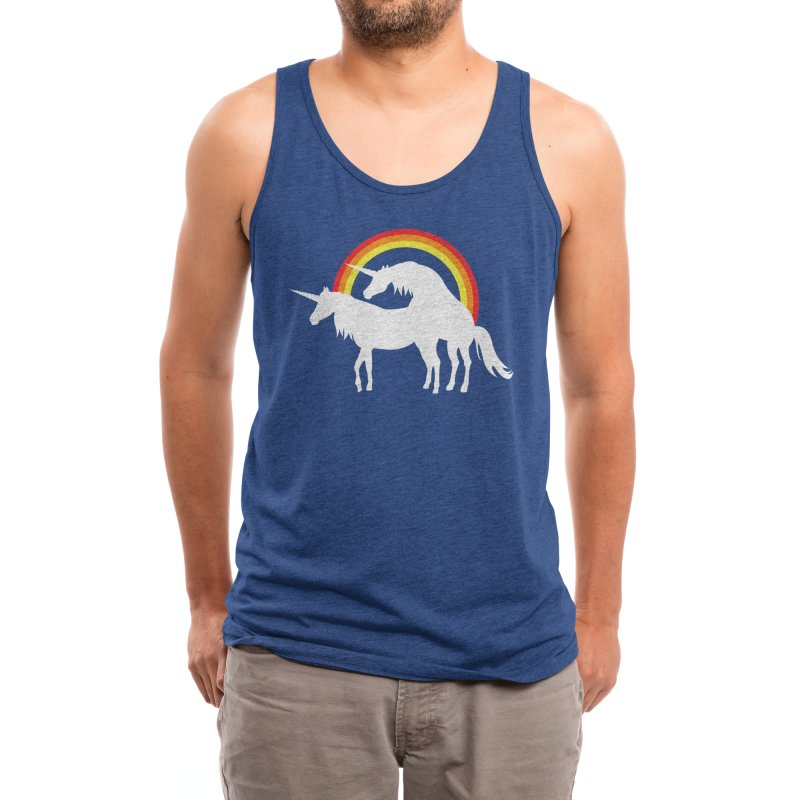 Afternoon Delight Men's Tank by Threadless Artist Shop