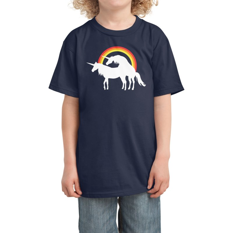 Afternoon Delight Kids T-Shirt by Threadless Artist Shop