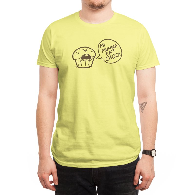 Ah Munna Eat Choo Men's T-Shirt by Threadless Artist Shop