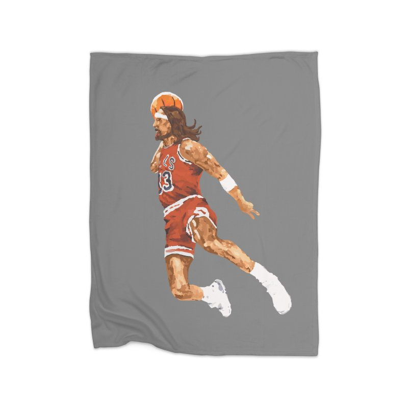 Air Jesus Home Blanket by Threadless Artist Shop
