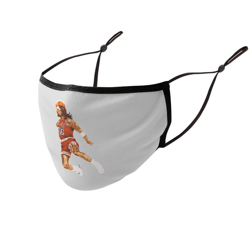 Air Jesus Accessories Face Mask by Threadless Artist Shop