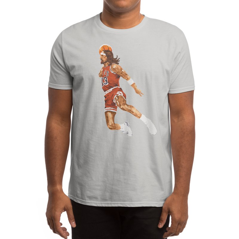 Air Jesus Men's T-Shirt by Threadless Artist Shop