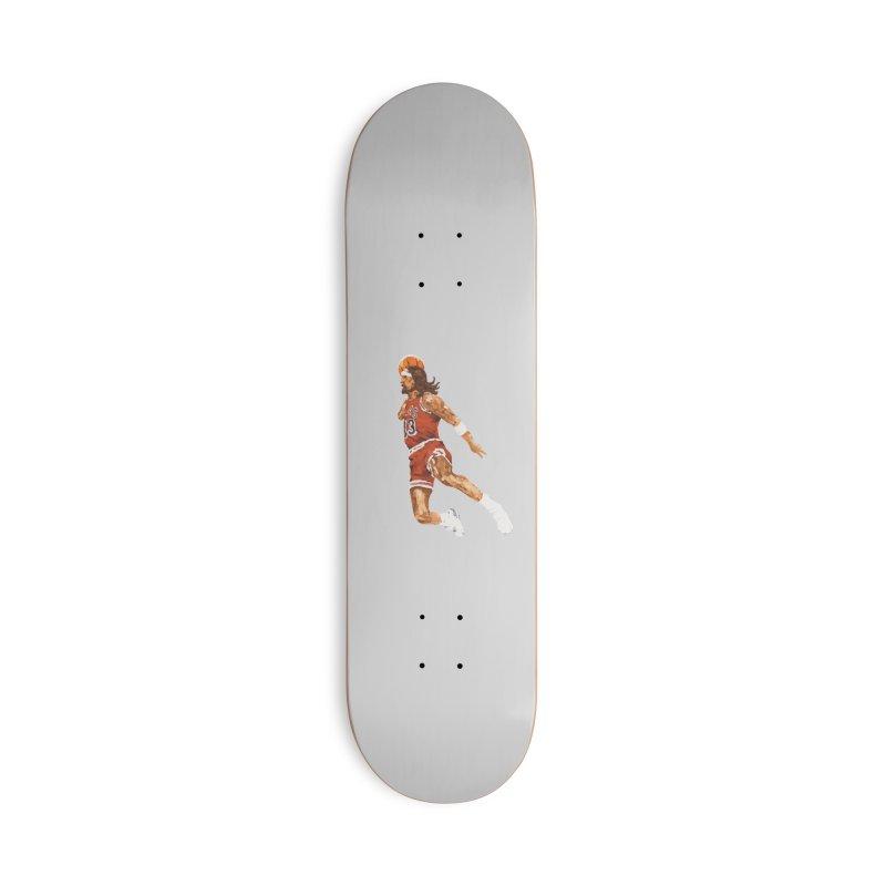 Air Jesus Accessories Skateboard by Threadless Artist Shop